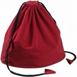 DRAW BAG STRING RED