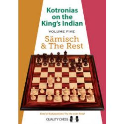 KOTRONIAS ON THE KING'S INDIAN : SAMISCH & THE REST