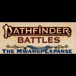 Pathfinder Battles: The Mwangi Expanse 8ct Booster Brick