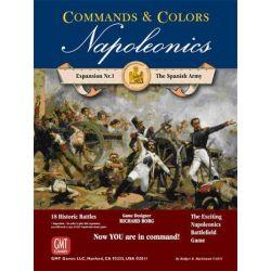 C&C:NAPOLEONICS:SPANISH ARMY