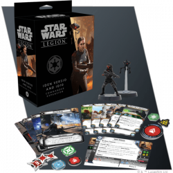 Star Wars Legion: Iden Versio and ID10