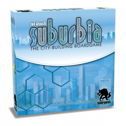 Suburbia (2nd Edition)