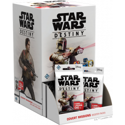 STAR WARS DESTINY: COVERT MISSION BOOSTER