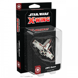 Star Wars X-Wing: LAAT/i Gunship Expansion Pack