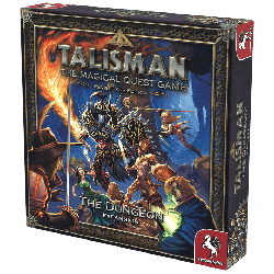 Talisman-The Dungeon