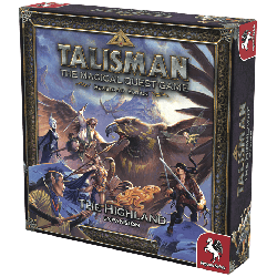 Talisman-The Highland Expansion