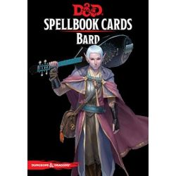 DD5: SPELLBOOK BARD DECK
