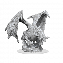 D&D Nolzur's Mini: Young Blue Dragon