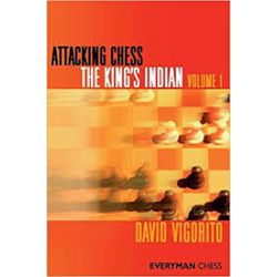 ATTACKING CHESS THE KING'S INDIAN VOLUME 1