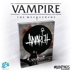 RPG:VAMPIRE 5TH EDITION ANARCH BOOK