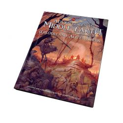 RPG: ADVENTURES IN MIDDLE EARTH WILDERLAND ADVENTURES