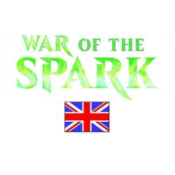 MTG: WAR OF THE SPARK BOOSTER