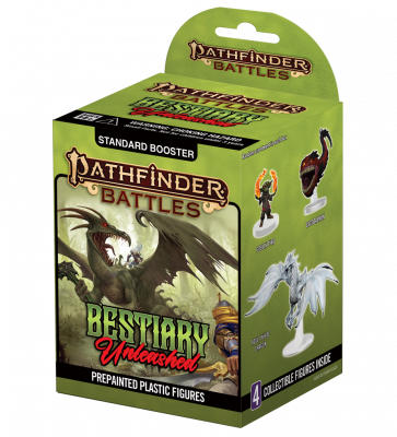 Pathfinder Battles: Bestiary Unleashed 8ct Brick