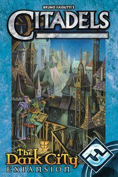 Citadels: Dark City Expansion