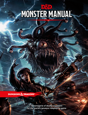 DD5 IT Monster Manual