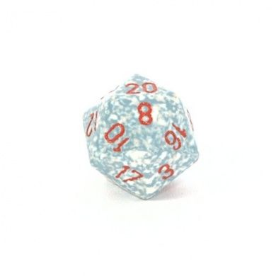 SPECKLED D20 LOOSE DICE