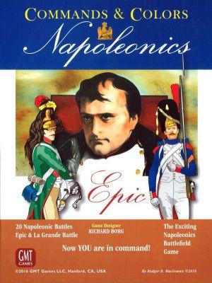 C&C NAPOLEONICS EXPANSION - EPIC NAPOLEONICS