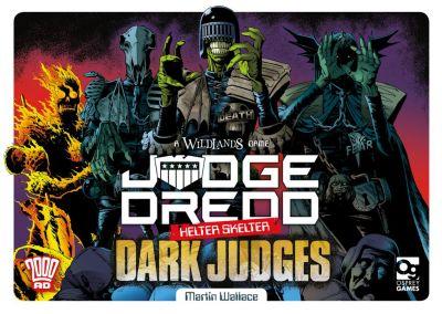 Judge Dredd: Helter Skelter: The Dark Judges
