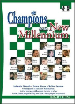 CHAMPIONS OF THE NEW MILLENIUM
