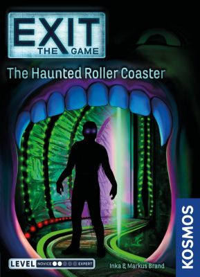 EXIT-THE HAUNTED ROLLER COASTER