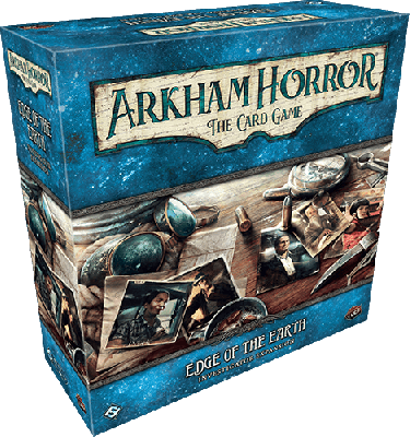 AH LCG: Edge of the Earth Investigators Expansion