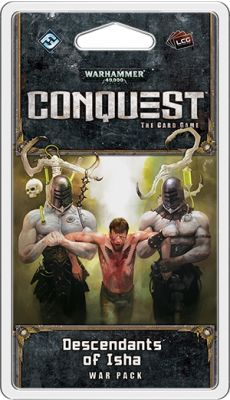 WARHAMMER 40K CONQUEST LCG: DESCENDANTS OF ISHA