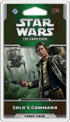 STAR WARS LCG: SOLO'S COMMAND