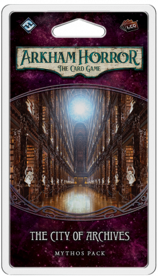 ARKHAM HORROR LCG: CITY OF ARCHIVES