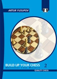 BUILD UP YOUR CHESS :  BEYOND THE BASICS 2