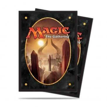 MAGIC AKH CARD BACK DECK PROT.80CT