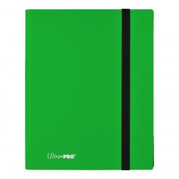 ECLIPSE LIME GREEN 9PKT PRO BINDER