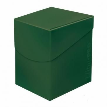 PRO+100 ECLIPSE FOREST GREEN DECK BOX
