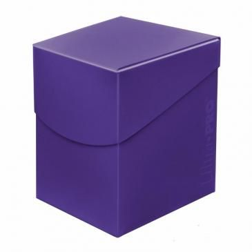 PRO+100 ECLIPSE ROYAL PURPLE DECK BOX