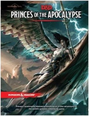 DD5: PRINCES OF THE APOCALYPSE