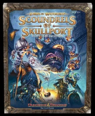 LORDS OF WATERDEEP : SKULLPORT