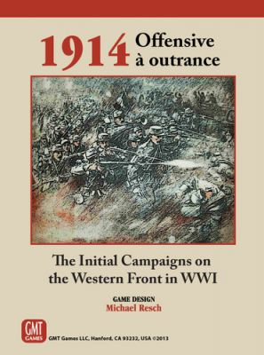 1914-OFFENSIVE A OUTRANCE