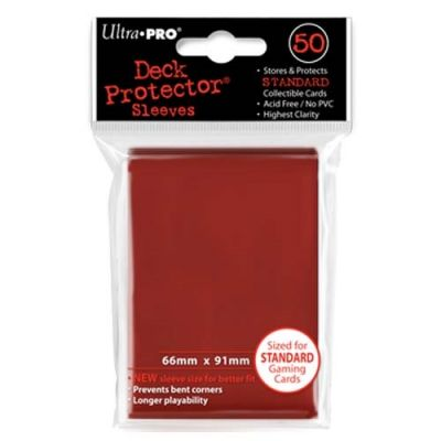 RED DECK PROTECTOR 50-CT