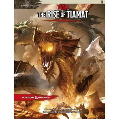 DD5: THE RISE OF TIAMAT