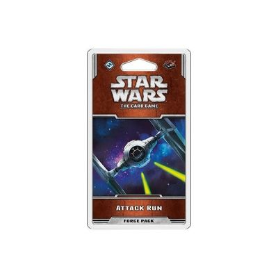STAR WARS LCG: ATTACK RUN FORCE PACK
