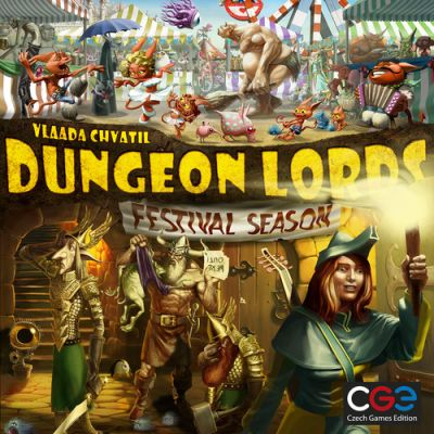 DUNGEON LORDS: FESTIVAL SEASON
