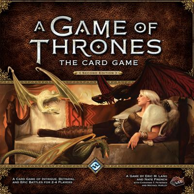 A GAME OF THRONES LCG CORE SET 2ND EDITION