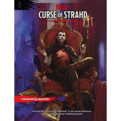 DD5: CURSE OF STRAHD