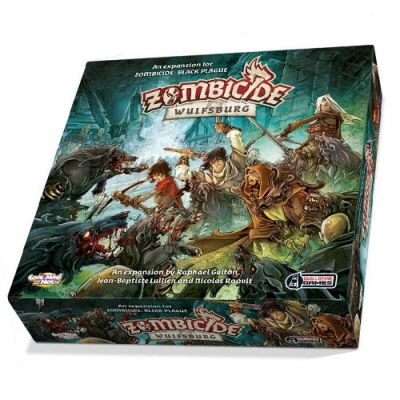 ZOMBICIDE : BLACK PLAGUE - WULFSBURG