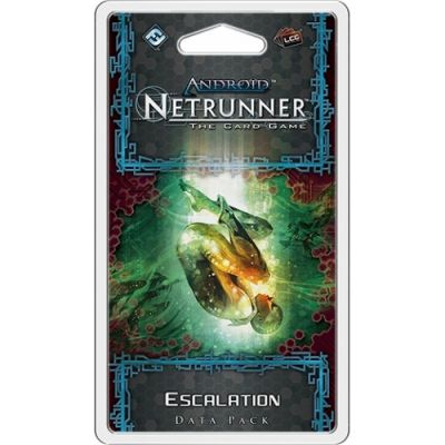 ANDROID NETRUNNER LCG: ESCALATION