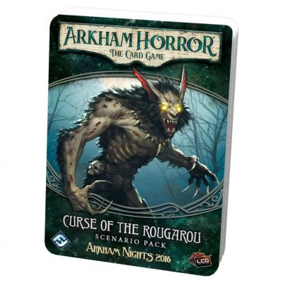ARKHAM HORROR LCG: CURSE OF THE ROUGAROU