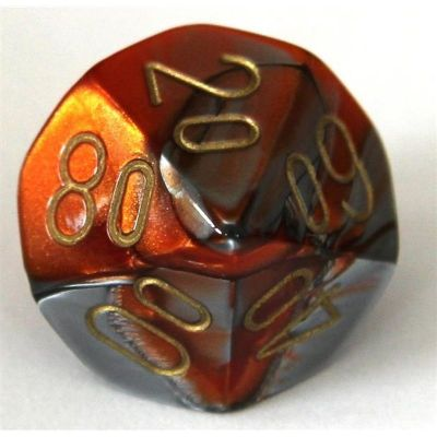 GEMINI D10 LOOSE DICE