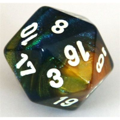 GEMINI D20 LOOSE DICE