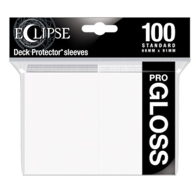 Eclipse Gloss Arctic White Deck Protector 100ct