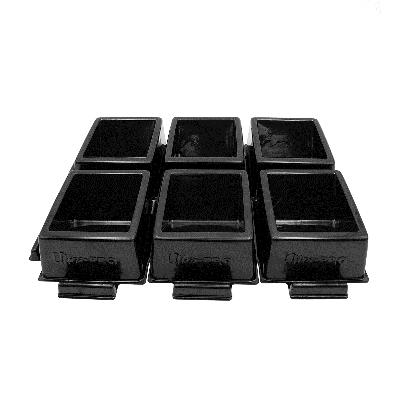 Toploader & One-Touch Single Compartment Sorting Trays