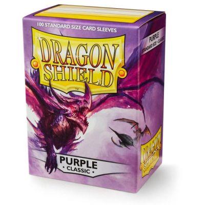 DRAGON SHIELD PURPLE 100-CT
